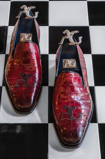 Loafer by Angelo Galasso Luxury Menswear