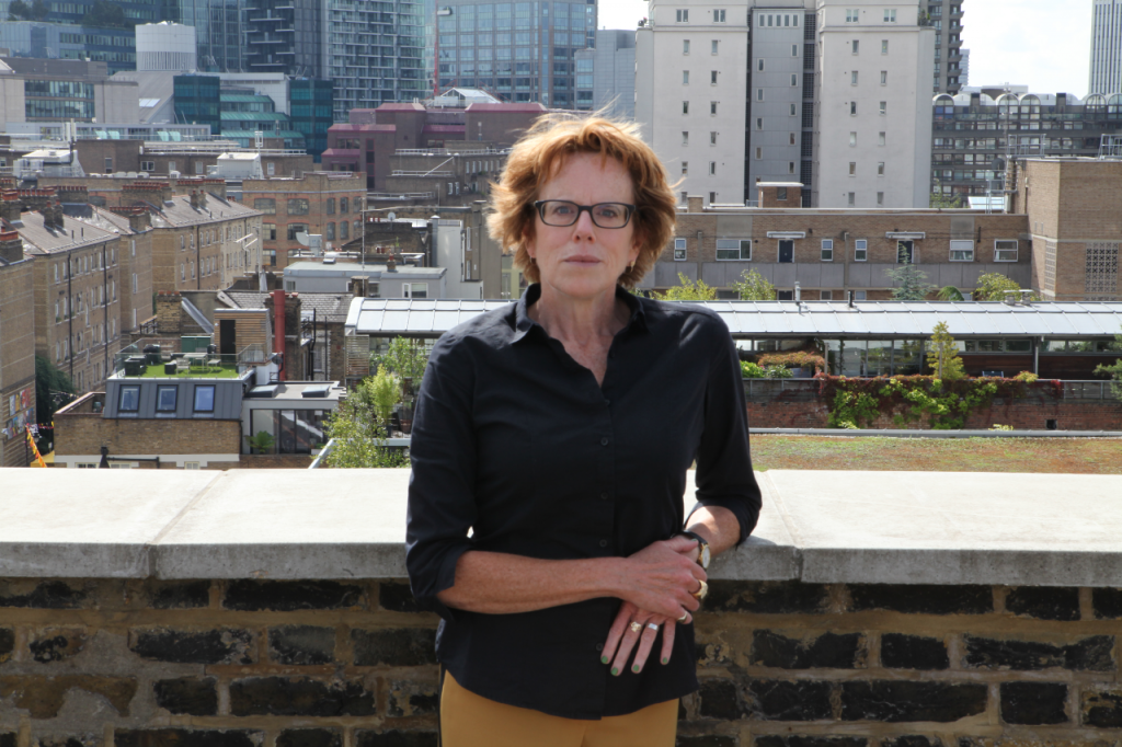 Polly Neate Shelter CEO